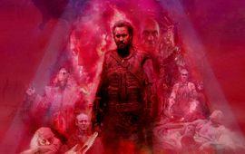 Mandy : Nicolas Cage se prépare pour un surréaliste bain de sang dans le trailer