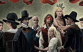 Marvel 1602 : Neil Gaiman, l'auteur de American Gods, revient sur son envie d'en faire une minisérie (et le refus du studio)