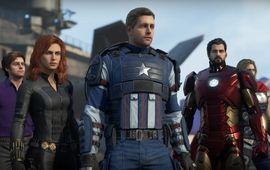 Marvel's Avengers : on a testé le début du jeu, et ça ressemble juste à un film Marvel moyen