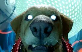 Marvel's Guardians of the Galaxy : Cosmo le chien télépathe débarque dans une nouvelle bande-annonce