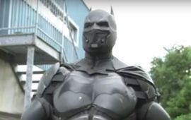 Batman : un cosplayer dément entre dans le Guiness Book of Records