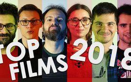 Top films 2018 : le classement de la rédac en vidéo