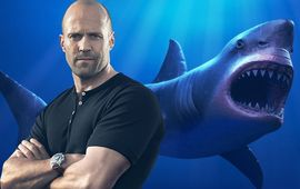 Pour Jason Statham, Meg sera la rencontre entre Les Dents de la Mer et Jurassic Park