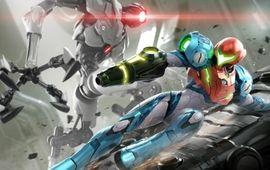 Metroid: Dread - Samus se fait Judge et se met en boule dans une bande-annonce