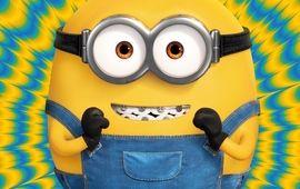 Minions 2 : les bestioles jaunes jouent les super-vilains avec un Gru ado dans la bande-annonce officielle