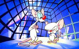 Minus et Cortex : ce classique né grâce aux Animaniacs et Spielberg
