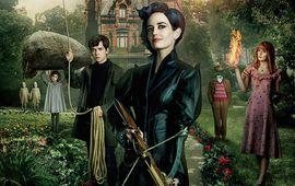 Miss Peregrine et les enfants particuliers : critique désenchantée