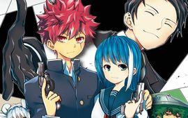 Mission : Yozakura Family - un hit du Shonen Jump délirant entre action et thriller