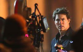 Tom Cruise et Annabelle Wallis s'amusent bien sur le tournage de la Momie
