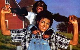 Bubbles, le singe de Michael Jackson, aura bientôt droit à son biopic en stop-motion !