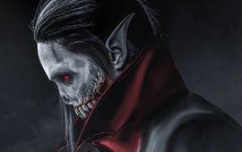 Morbius dévoile quelques premières photos de tournage de Jared Leto en vampire à capuche