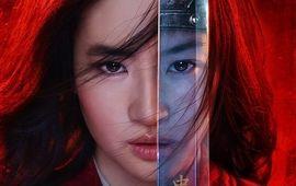 Le remake live de Mulan dévoile une première bande-annonce entre tigres et dragons