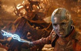 Avengers : Endgame - le destin de Nebula aurait pu être bien différent