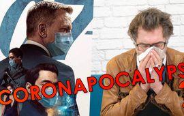 Cinéma vs coronavirus : vers une catastrophe industrielle ?