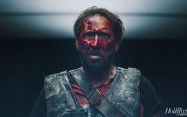 Nicolas Cage balance de la viande sur les murs dans les premières photos de Mandy