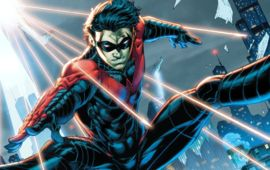 Nightwing : Chris McKay fait taire les rumeurs et affirme qu'il ne partira pas du film
