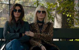 Ocean's 8 : Sandra Bullock et Cate Blanchett préparent leur coup dans la bande-annonce