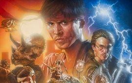 Arnold Schwarzenegger rejoint lui aussi le rétro nanar Kung Fury