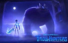 Privé de Pacific Rim 2, Guillermo Del Toro dévoile de nouvelles images de sa série Trollhunters