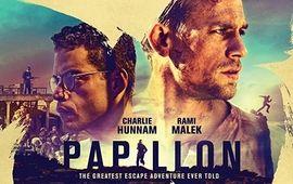 Le remake de Papillon avec Rami Malek et Charlie Hunnam se dévoile enfin dans une première bande-annonce