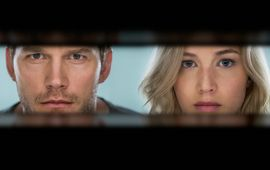 Passengers, la romance spatiale de Chris Pratt et Jennifer Lawrence, dévoile son affiche