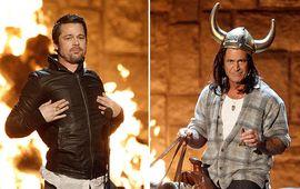 """Brad Pitt clashe Mel Gibson et qualifie sa Passion du Christ de """"propagande"""" scientologue"""