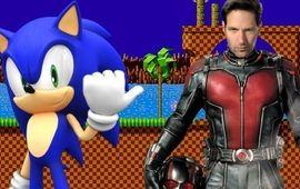 Sonic The Hedgehog : ce n'est finalement pas Paul Rudd qui sera le héros du film