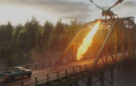 Peter et Elliott le Dragon dévoile un nouveau trailer qui nous enflamme