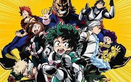 Le manga My Hero Academia aura bientôt droit à une adaptation en film live