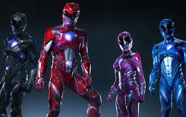 Les Power Rangers dévoilent les premières images du tournage