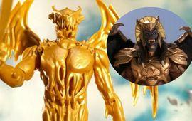 Le reboot des Power Rangers nous présente la nouvelle version du terrible Goldar