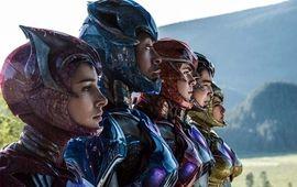 Les nouveaux Power Rangers dévoilent leur première bande-annonce