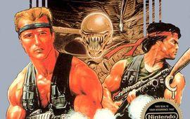 Konami annonce l'adaptation de son jeu culte Contra en film et en série télé