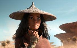 Raya et le Dernier Dragon : les premiers avis sur la nouvelle héroïne de Disney sont enfin tombés