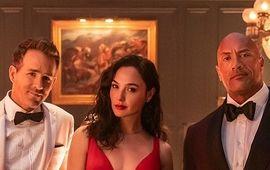 Red Notice : Dwayne Johnson, Ryan Reynolds et Gal Gadot se cassent les oeufs dans un extrait dévoilé par Netflix