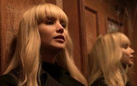 Jennifer Lawrence se la joue Veuve Noire dans le premier Spot TV de Red Sparrow