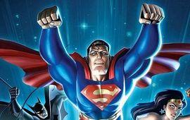 Justice League vs. the Fatal Five : critique temporelle