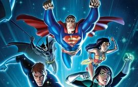 Justice League vs. the Fatal Five : critique temporelle