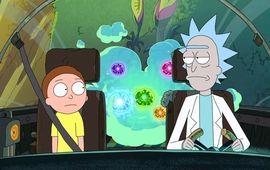 Rick et Morty : le duo est de retour dans le court-métrage sanglant Samurai & Shogun
