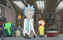 Rick et Morty saison 5 : une nouvelle vidéo en live-action avec... le Doc de Retour vers le futur