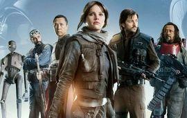 Star Wars : nouvelle image de Dark Vador dans une scène coupée de Rogue One