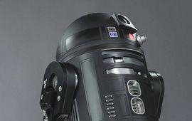 Star Wars : Rogue One dévoile un nouveau Droïde qui ressemble beaucoup à R2-D2 mais en méchant