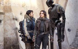 Rogue One : pourquoi le droïde K-2SO est la vraie star du film