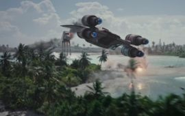Rogue One nous offre un nouveau teaser plein d'images inédites et de batailles spatiales