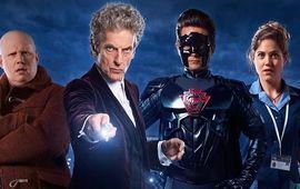 Doctor Who rend hommage à Superman et aux super-héros dans l'épisode spécial de Noël