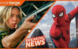 Sans un Bruit 2 et Friends cartonnent le box-office, Spider-Man : No Way Home a envie de multivers