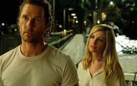 Serenity : Matthew McConaughey et Anne Hathaway se mouillent dans le trailer d'un lumineux film noir