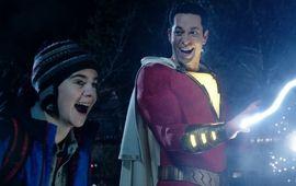 Shazam! : la suite des aventures du super-héros serait déjà en préparation