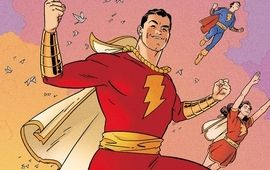 Shazam tente de nous rassurer avec une nouvelle image de Zachary Levi en costume