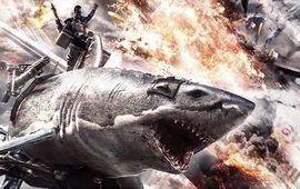 Sky Sharks : les requins nazis volants détruisent le monde dans une bande-annonce délirante